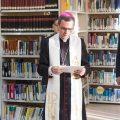 Dom Miroslaw Milewski, Bispo auxiliar de Plock, Polônia. Foto: Universidade Tecnológica de Varsóvia em Plock.