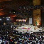 Basílica de Nossa Senhora de Guadalupe, durante as celebrações da solenidade de 2019. Foto: Basílica de Nossa Senhora de Guadalupe.