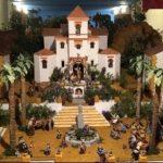 O monumental presépio é um dos maiores de Andaluzia, ganhando ano após ano mais fama e presença / Foto: Arquidiocese de Granada.